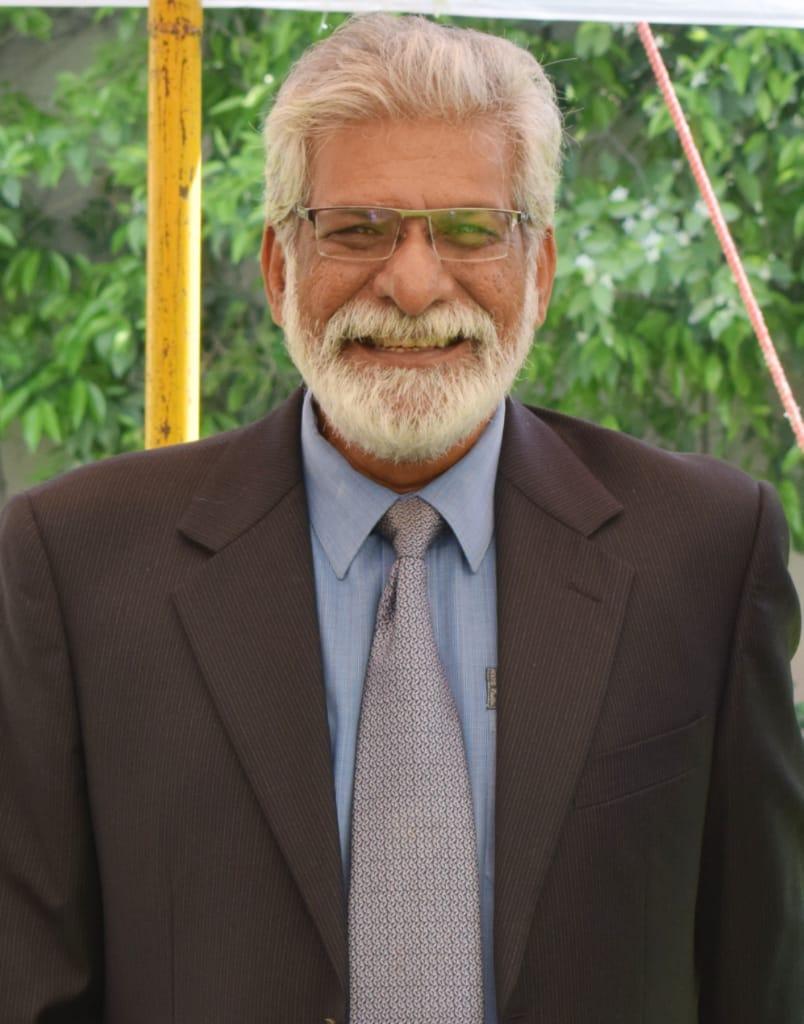 Prof. Ayyaz Ali Khan